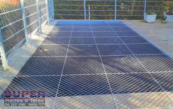 rede para piscina