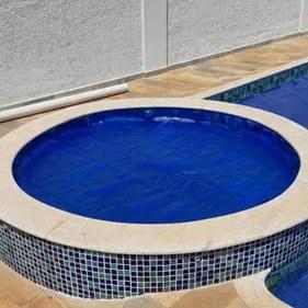 capa térmica para piscina piscina