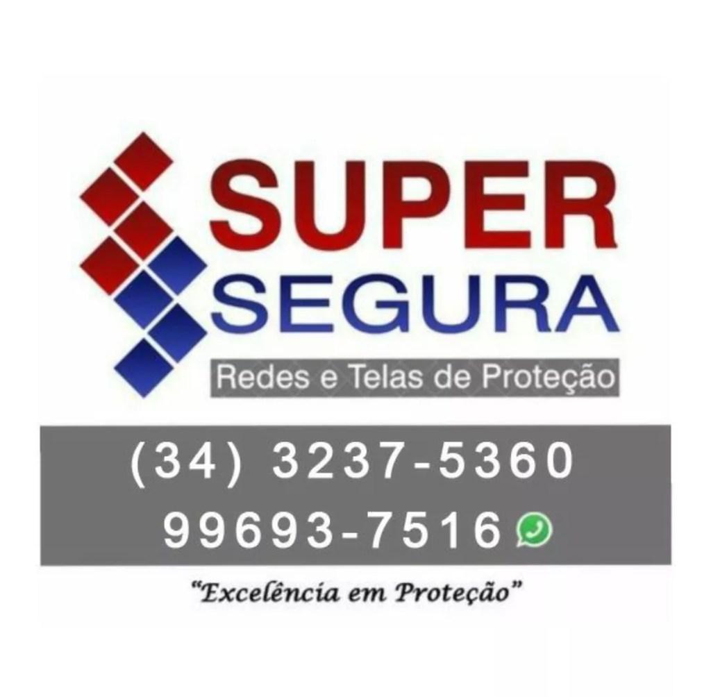 SUPER SEGURA REDE E TELA DE PROTEÇÃO UBERABA