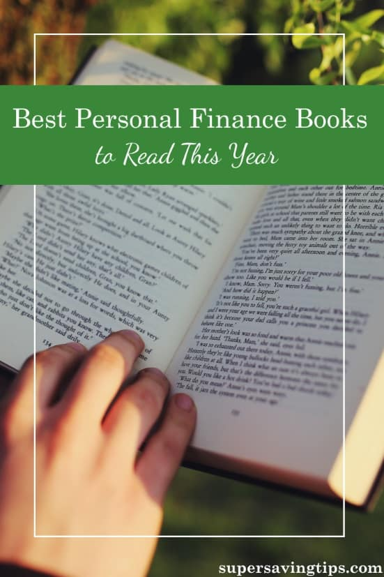 Best Personal Finance Books To Read This Year Super Saving Tips