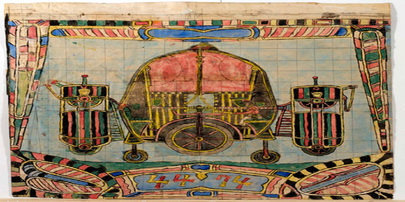 Fantastic Illustrations Of Airships From The Early 20th