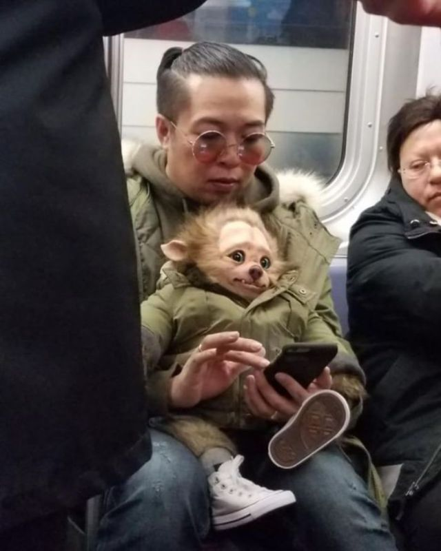 Why This Doll Look Like It Needs An Adult??