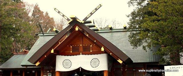 Hokkaido Shrine, Sapporo