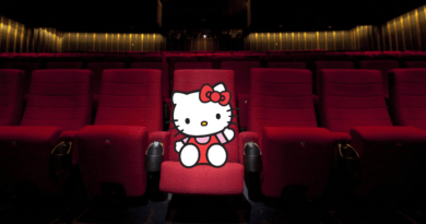 Middle seat trap – Movie theatres in Japan