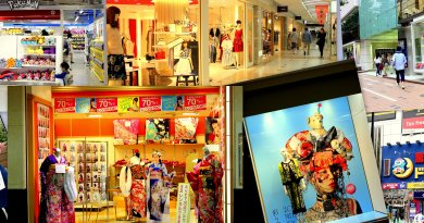 Sapporo Shopping Sites