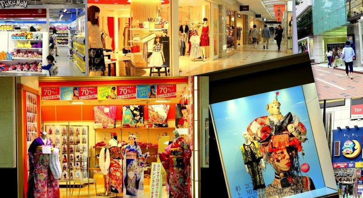 Sapporo Shopping Sites