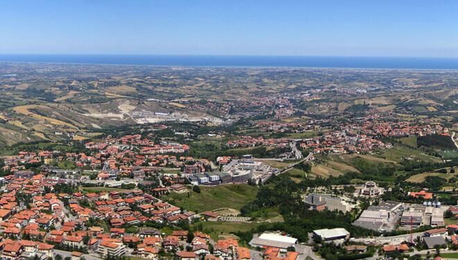 Самые маленькие страны мира. Сан Марино.