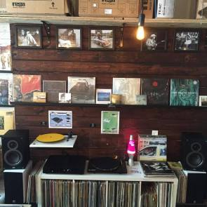 HiFi Record & Cafe, NYC - Supersmall is on sale ;-)