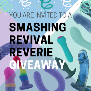 You are invited to a Smashing Revival Reverie Giveaway!