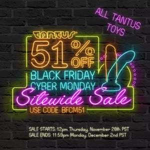 Black Friday & Cyber Monday Sales and Deals on Sex Toys 2019 6