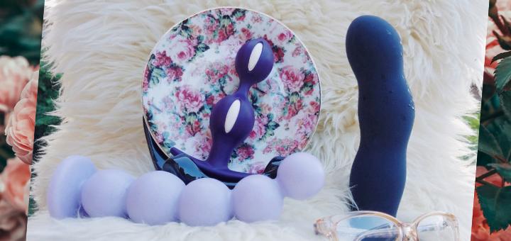 Review: Fun Factory Bouncer, B-Balls, and LuzArte Bubbles 1