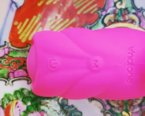 Nalone Pure X2 inflatable silicone rabbit vibrator review 10