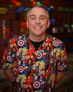 Dr. John Garrett, Dentist
