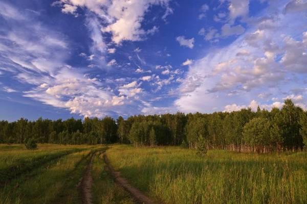 -Дорога в небо...   Фотосайт СуперСнимки.Ру