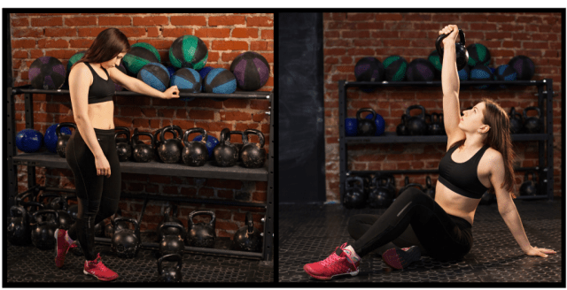 Kettlebell workouts. Functional training. Muscular endurance. Flexibility. Cardiovascular training. Kettlebells. Total body workouts.