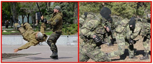 Spetsnaz Training. Systema. Sambo. Combat Sambo. Russian Martial Arts.