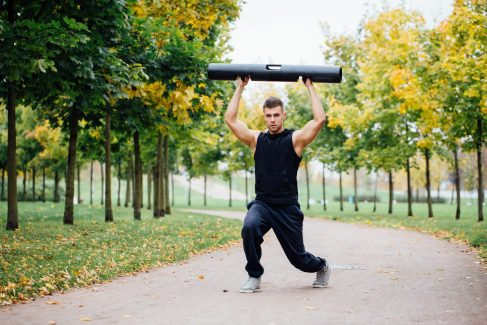 Vipr Training. Whole Body workouts. Muscular endurance.