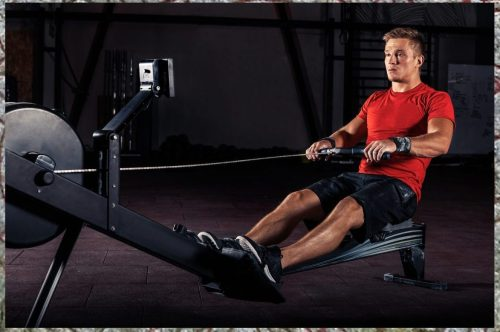 Rowing. Cardio Work. Halls of Valhalla Workout. Warrior Workouts. Super Soldier Project.
