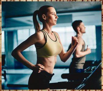 Treadmill Sprints. Cardio Work. Shield-maiden Workout.
