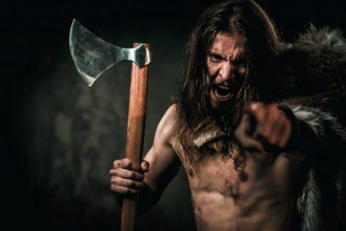 Viking Berserker. Viking Workout.