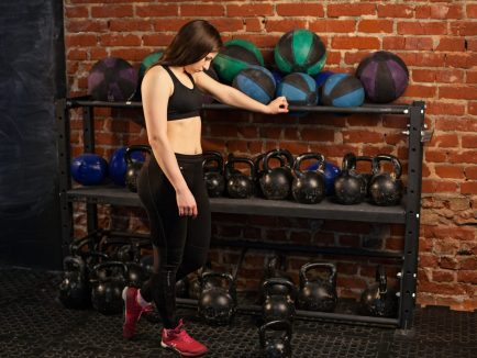 Selecting kettlebells. Goal Setting. Importance of setting goals. Super Soldier Project.