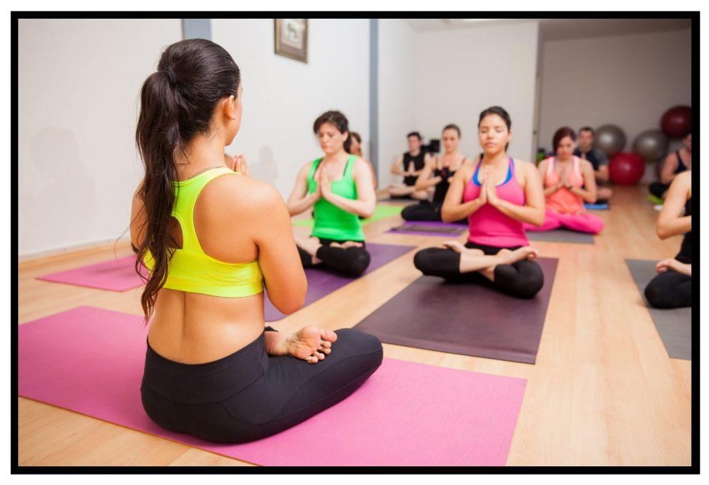 Yoga. Flexibility training. Core Training. Lifestyle. Balance. Harmony. SSP.