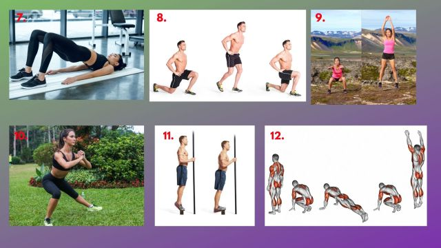 Monday Motivation. AMRAP. Bodyweight workouts. Callisthenics. HIIT workouts. HIIT Cardio. Pullups. Pushups. Squat exercise. Jump Lunges.