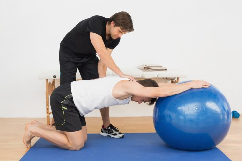 Physiotherapy. Injury treatment. First aid. Spinal injuries. Injury prevention.
