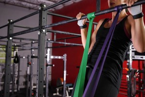 Resistance band Pull ups. Pull Up progression. Upper body exercises. Back exercises. Lat workouts. Shoulder exercises. Arm exercises.