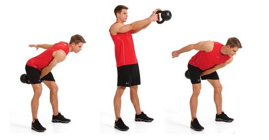 Alternate arm single swing Kettlebell Workshop. Kettlebell training. Kettlebell moves. Resistance training. Endurance training. Cardio training.
