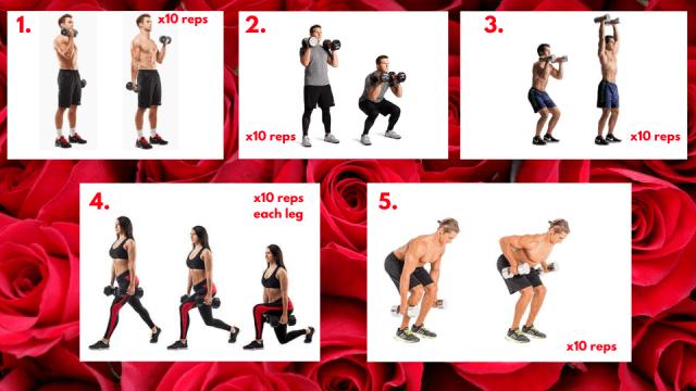 HIIT workout. Full body workout. Muscular endurance. Muscular strength. Fat loss.