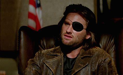 Escape from New York. Snake Plissken. John Carpenter. Kurt Russell.
