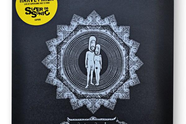 Harvey Milk live at Supersonic 2008 - vinyl