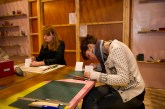 The Library Project - bookinding workshops