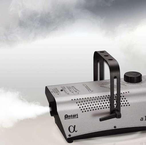 Medium 900w Smoke Machine