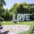 Gigantic Love Sign