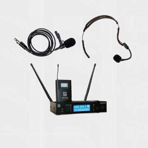 Ashton Wireless Mic set