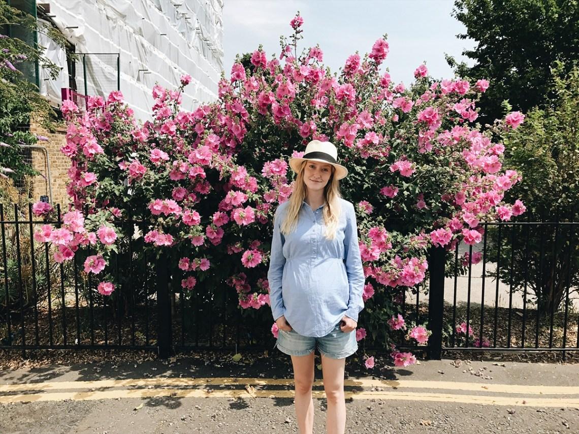 week 32 pregnant