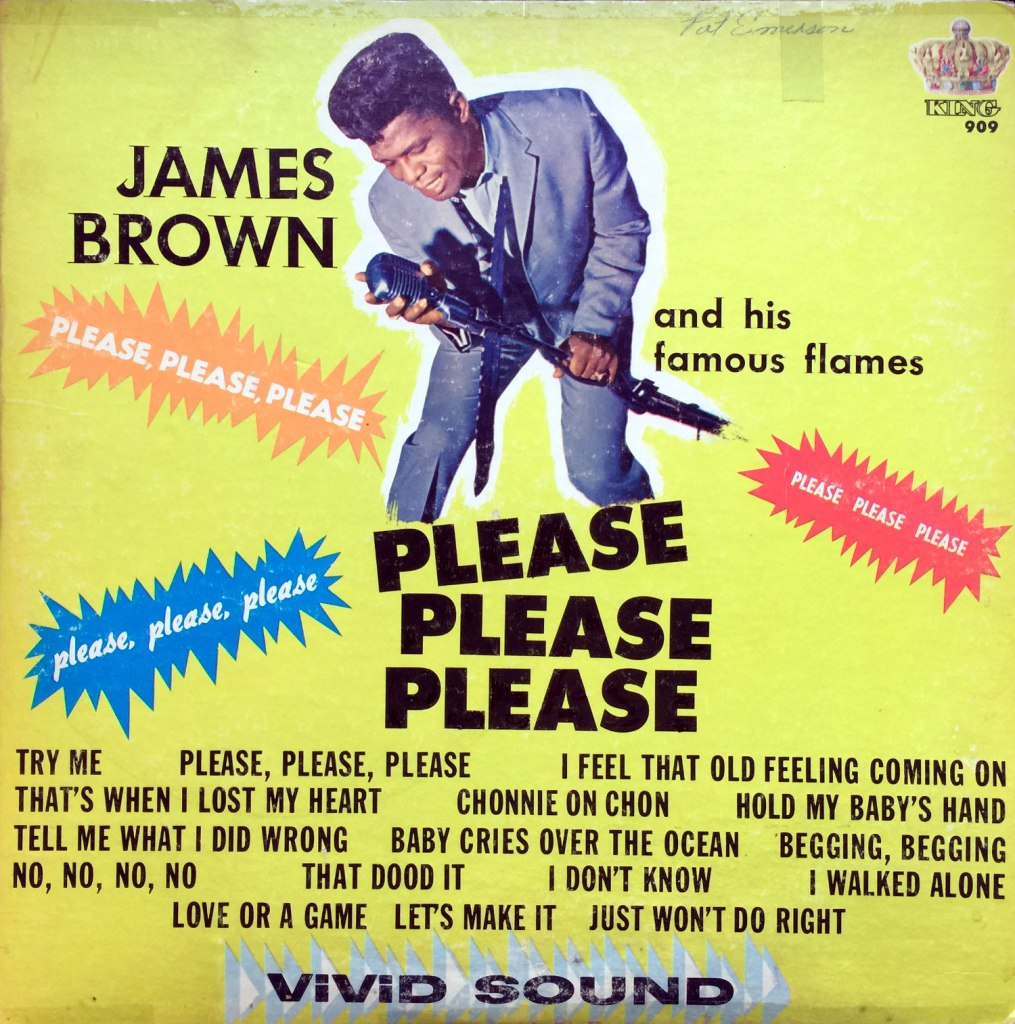 1964 King LP – Please Please Please (Reissue)