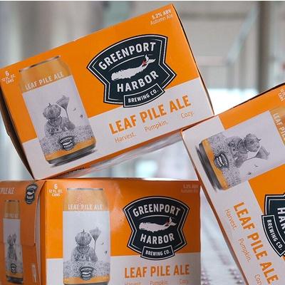 Greenport Leaf Pile Ale