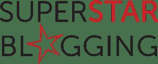 Supertar Blogging Logo