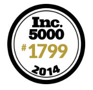 Super Steel Makes Inc. 5000 List!