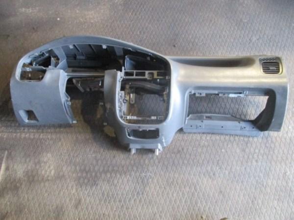 Торпеда Шевроле Ланос панель передняя приборная 96235802 в ...