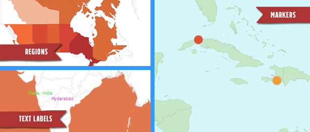 Super Interactive Maps for WordPress 3
