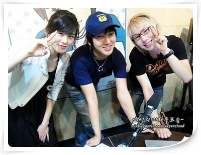 Super Junior-нхны хуучин найз охидын зурагнуудаас... (5/6)