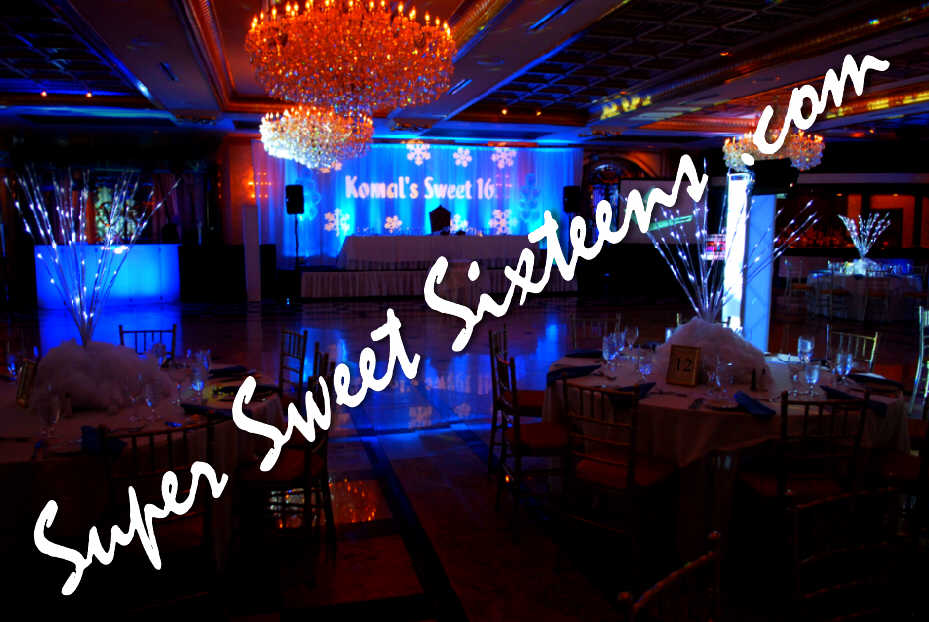 Sweet 16 Themes And Ideas Super Sweet Sixteens Dj