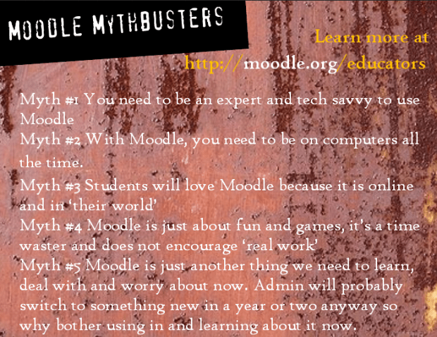 moodlemythbusters