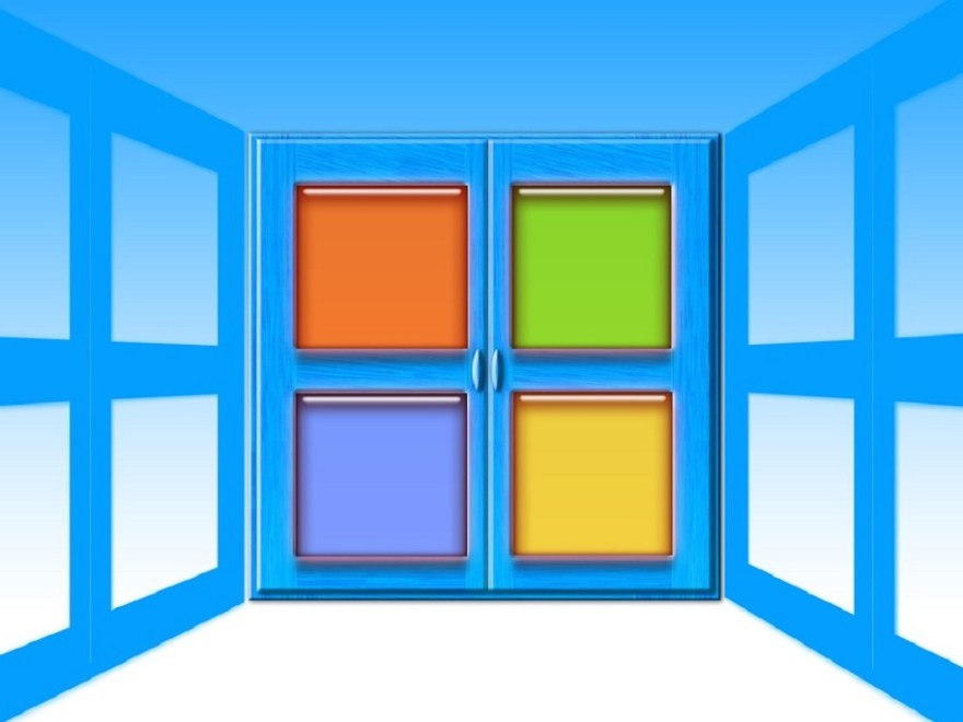 Windows colours