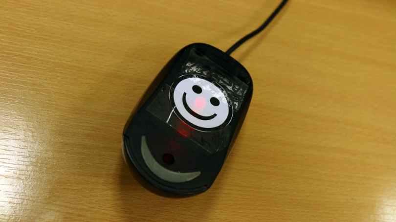 Mouse computer pranks