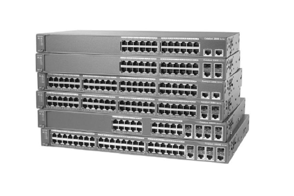 reset Cisco switch
